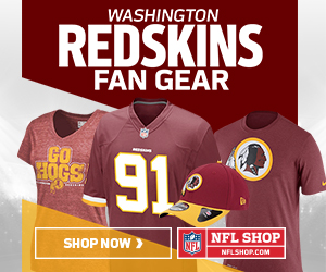 Shop for official Washington Redskins fan gear and authentic collectibles from NFLShop.com