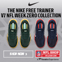Nike NFL Team Free Trainer v7 Collection Shoes