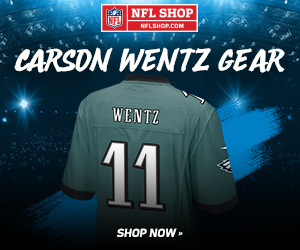 Shop for Carson Wentz Philadelphia Eagles Fan Gear at NFLShop.com