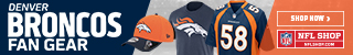 Shop for official Denver Broncos fan gear and authentic collectibles at NFLShop.com