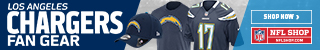 Shop for official Los Angeles Chargers fan gear and authentic collectibles at NFLShop.com