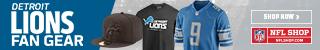 Shop for official Detroit Lions fan gear and authentic collectibles at NFLShop.com