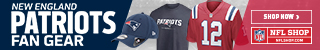 Shop for official New England Patriots fan gear and authentic collectibles at NFL Shop