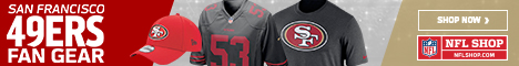 Shop for Officially Licensed San Francisco 49ers Fan Gear and Collectibles at NFLShop.com