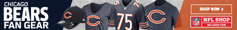 Shop for officially licensed Chicago Bears Fan Gear, accessories and authentic collectibles at NFLShop.com