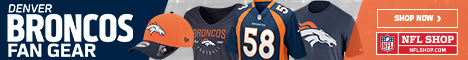 Shop for official Denver Broncos fan gear and authentic collectibles at NFLShop.com