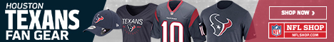 Shop for official Houston Texans fan gear and authentic collectibles at NFLShop.com