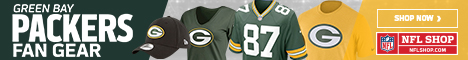 Shop for all of your official Green Bay Packers fan gear and collectibles at NFLShop.com