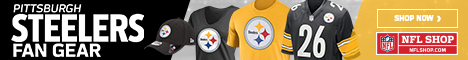 Shop for official Pittsburgh Steelers fan gear and authentic collectibles at NFLShop.com