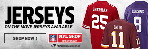 2017 Free Agent Jerseys Available Now at NFLShop.com