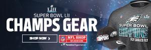 Shop for Eagles Super Bowl Champs Gear at NFLShop.com
