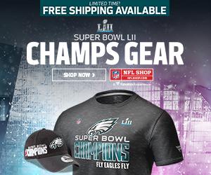 Shop for Eagles Super Bowl Champs Gear at NFL Shop