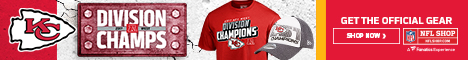 Shop for Kansas City Chiefs Division Champs Gear at NFLShop.com