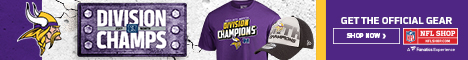 Shop for Minnesota Vikings Division Champs Gear at NFLShop.com