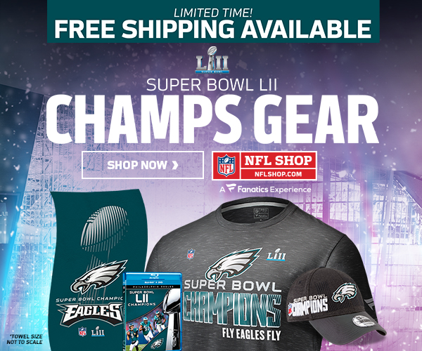d43e392ca43 Philadelphia Eagles Super Bowl Champions Gear - Money Saving Quest