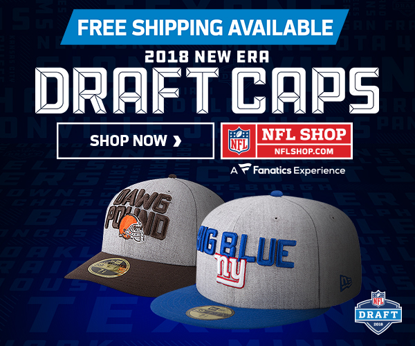 NFLShop.com  Get Your 2018 NFL Draft Hats - Money Saving Quest 2d6ece75188