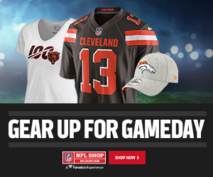 Shop thousands of officially-licensed NFL items at NFLShop.com