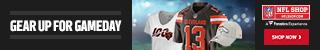 Shop thousands of officially-licensed NFL items at NFLShop.com