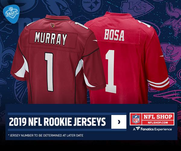 2019 NFL Rookie Jerseys