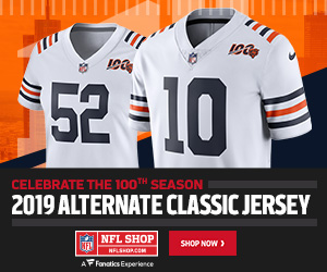 NFL Shop 2019 Alternative Class Jersey