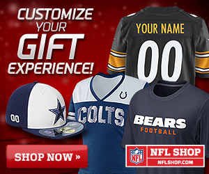 NFLShop.com - Customized NFL Gear