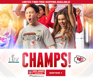 The Chiefs are Super Bowl Bound - Shop for 2019 AFC Champs Gear at NFLShop.com