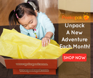 Unpack A New Adventure Each Month