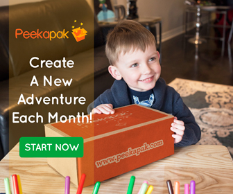 Create A New Adventure Each Month