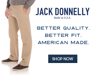 Jack Donnelly Spring Pants