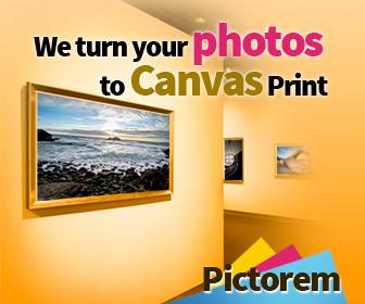 Pictorem - Canvas Printing
