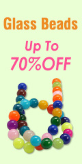 Glass Beads Up To 70% OFF