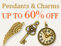 Pendants & Charms Up To 60% OFF