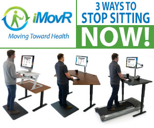iMovR Office Fitness