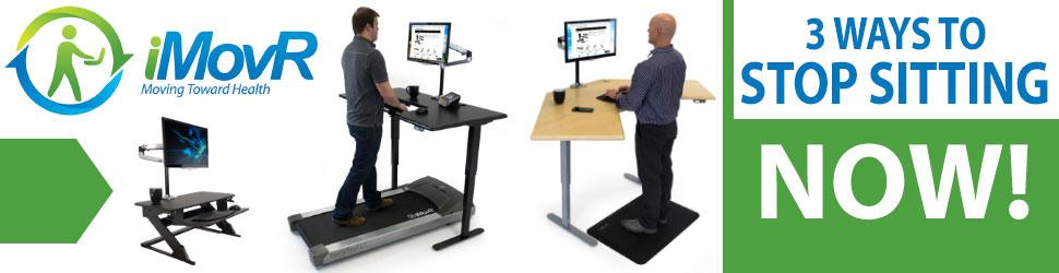 iMovR Office Fitness
