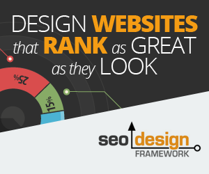 Build Websites That Rank as Great as They Look!