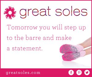 Beautiful Barre Socks
