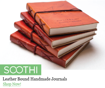 Soothi Leather Journals