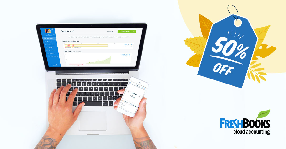 FreshBooks - The Best Cloud Accounting Software We Need 1
