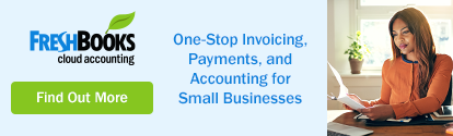 Reduce your business operating costs with Freshbooks, an affordable online business management software.