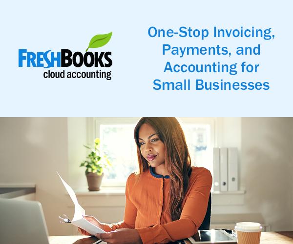 freshbooks advertisement image