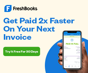 Freshbooks invoicing app