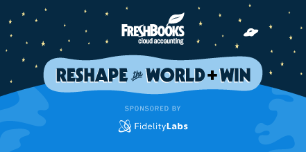 FreshBooks: The Reshape The World Challenge