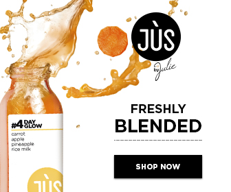 Start Your Cleanse at JUSbyJulie.com!