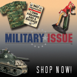 Military Issue - Shop Now!