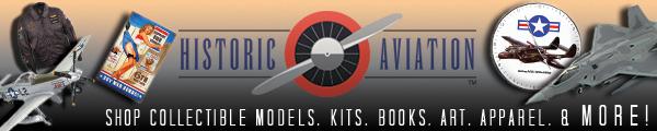 Shop Collectible Models, Kits, Books, Art, Apparel, & MORE!