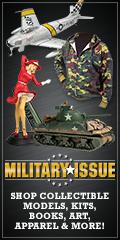 Shop Collectible Models, Kits, Books, Art, Apparel & More!