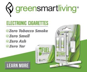 Green Smart Living e-cigs