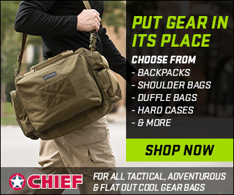 Tactical Bags and Backpacks