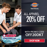 20% Off Dickies @Chief Supply!