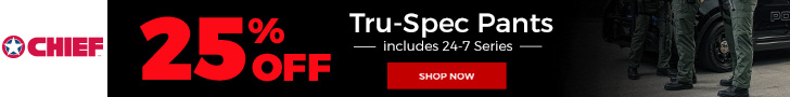 Save 25% Off Tru-Spec Pants
